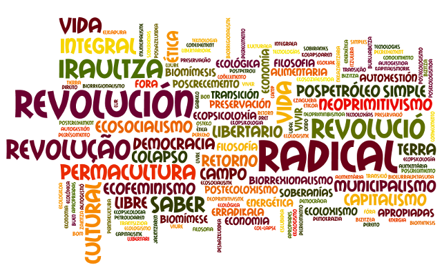 Wordle: Main subjects of 15/15\15 magazine (in Spanish, Portuguese, Catalan, Galician and Basque)