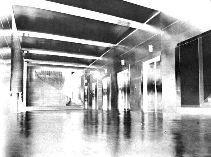 Edificio Comega (Buenos Aires, 1933). Fuente de fotografía original: Wikimedia Commons