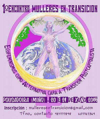 Fragmento do cartaz do encontro. Desenho de Bea Arias.