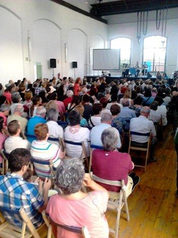 Jornadas de Economía Social y Solidaria, 2004 (Transició VNG).