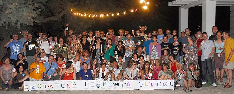 Encuentro estatal de monedas sociales y complementarias.