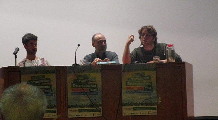 Estrategias para la transición con Juan del Río, Manuel Casal y Emilio Santiago.