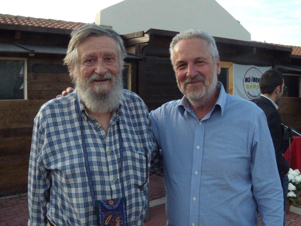 Julio García Camarero y Maurizio Pallante