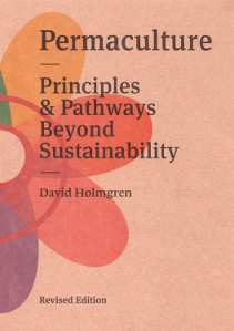 Edición revisada en inglés del libro acerca de los principios de la permacultura, de David Holmgren