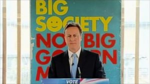 Big Society, Not Big Government