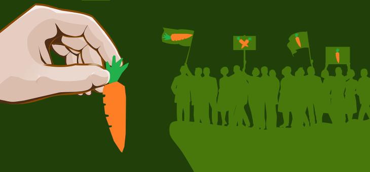 Zanahoria capitalista para ecologistas