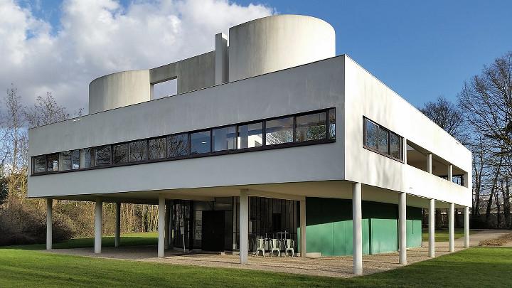 Ville Saboye (Le Corbusier)