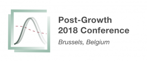 Post-growth Conference 2018, Bruselas