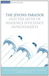 The Jevons Paradox (book cover)