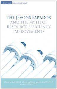 The Jevons Paradox (book cover)