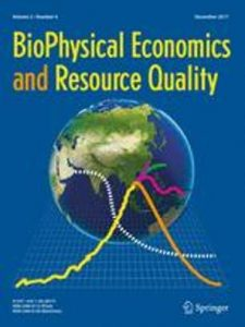 Biophysical Economics and Resource Quality