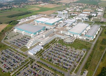 Fábrica de GlobalFoundries en Alemania