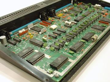 Placa base del Elektronika BK-0010-01