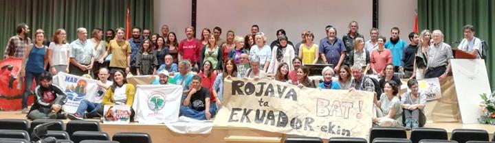 Conferencia Transición Energética y Democracia (Bilbao, octubre 2019)