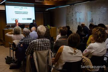 Jornada ATTAC en Pamplona sobre emergencia climática