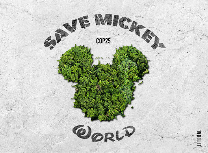 Save Mickey World (COP25)