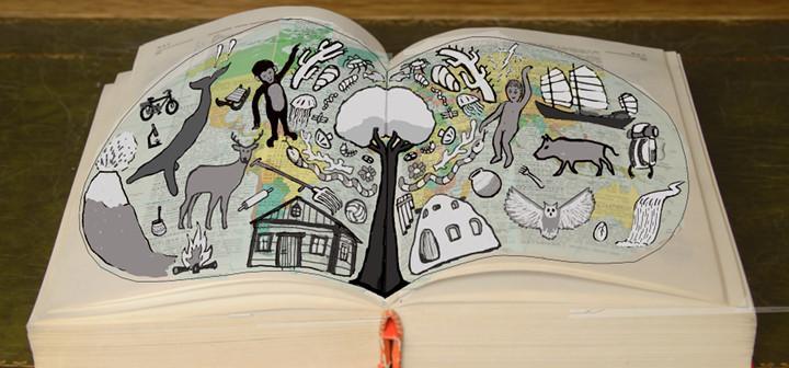 Pluriverso (ilustración de Demián Morassi)