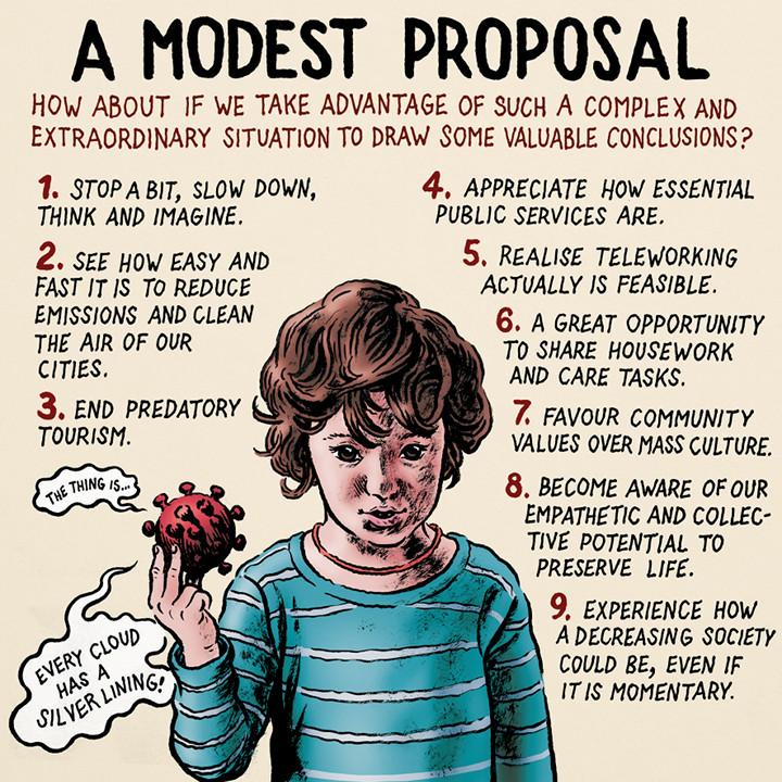 A Modest Proposal (coronavirus)