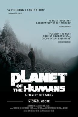 Planet of the Humans (poster)