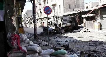 Aleppo en 2012