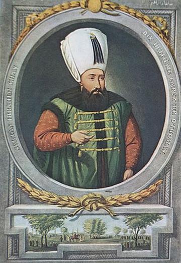 Ibrahim I, el Loco