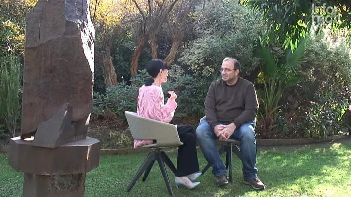 Gemma Castellano interviewing Antonio Turiel