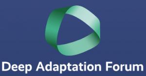 Logotipo del Foro de Adaptación Profunda en 2020