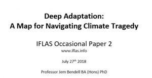 Versiones del documento Deep Adaptation