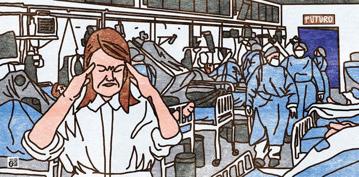Ilustración de Mónica Revenga