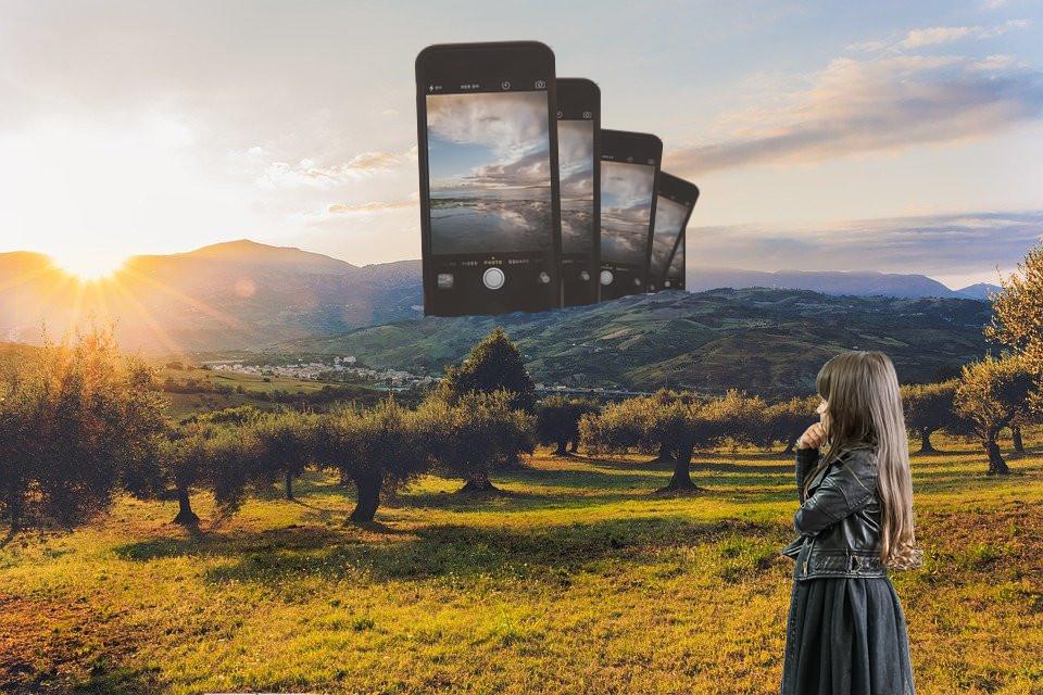 ¿Olivos o móviles?