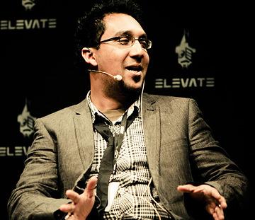 Nafeez Ahmed.