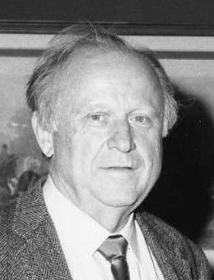 Frank Herbert en 1984