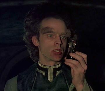 Brad Dourif en la película 'Dune' (1984)