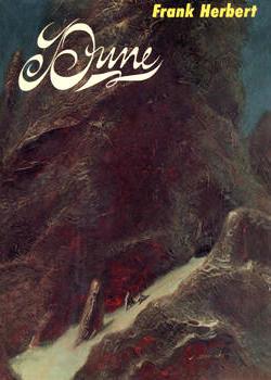 Portada de la 1ª edición de Dune