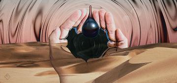 Dune colapsista 2, ilustración de Mario Chaparro Rubio