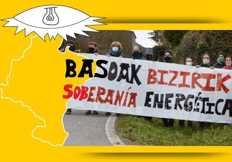 Basoak bizirik - Soberanía energética
