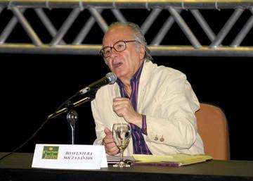 Boaventura de Sousa Santos en 2010