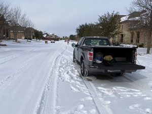 Winter storm Uri hits North Texas