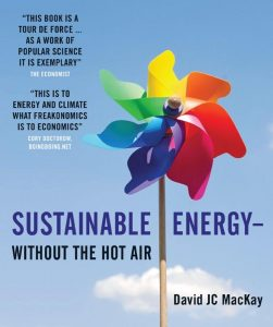 Sutainable energy (without the hot air)