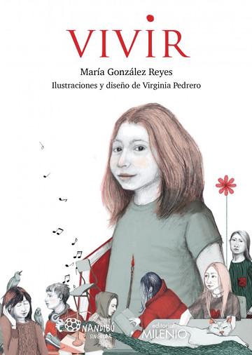 Vivir (portada del libro)